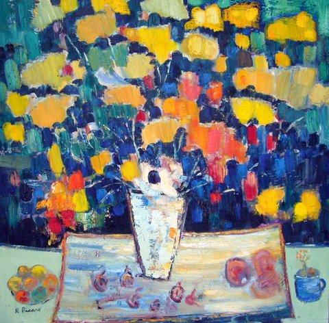 roger ricard artiste peintre